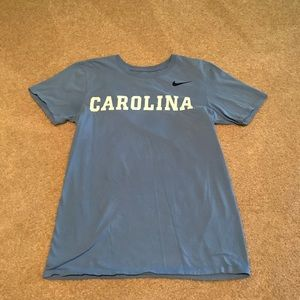 "Nike Athletic Cut ""Carolina"" Shirt - size S"
